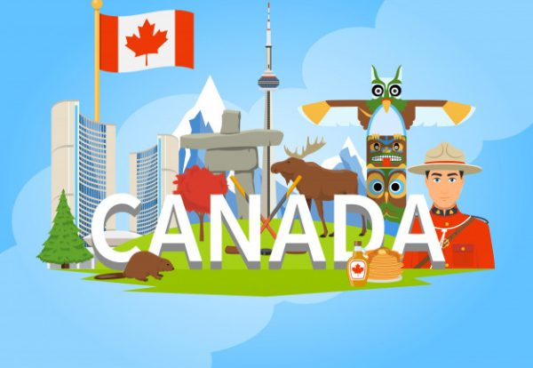 canadian-national-symbols-composition-flat-poster_1284-9967
